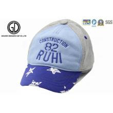 Bonne qualité 100% coton Bébé Hat / Kids Sun Baseball Cap