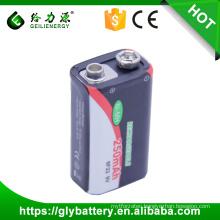 NI MH 9V 250mAh 6F22 Rechargeable Battery Digital Camera Battery