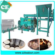Automatic Biomass Piston Wood Sawdust Briquette Press Machines Plant