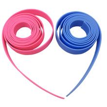 Weiches Vinyl Wasserdichtes PVC-beschichtetes Polyesterband