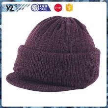 Hot selling custom design custom knit hats wholesale