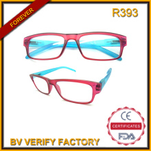 Colored Eyeglass Frame Plastic Reading Glasses Cheap Goods From China