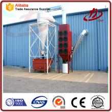 Coletor Automático de Ciclone ou Filtro Baghouse
