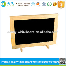New useful magnetic chalkboard with stand 20*30CM