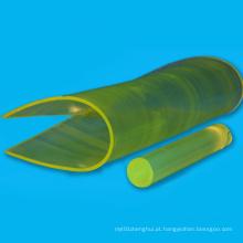 Folha longa do plutônio da resistência de óleo da vida útil