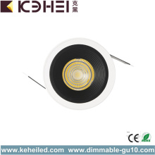 High Lumen 12W Spotlight Step Riflettore Design