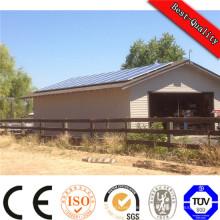 Système indépendant de panneau solaire de poly pour l'île / à distance / région de montagne