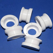 Wear resistance polished zirconia ceramic pulley