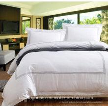 2015 Ropa de cama de alta calidad establece 100% algodón conjunto de ropa de cama de la boda