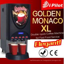 Dispensador de bebidas doble rápido para servicio de comida rápida - Golden Monaco Xl