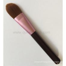 Skin Care Face Brush Wooden Foundation Makeup Brush