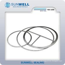 Trocadores de calor Junta dupla Jacket / Djg Sunwell