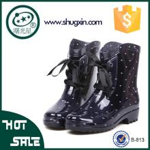 wedges rain shoes femmes bottes de pluie pas cher