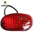 SCL-2013011299 ventas directas de fábrica led luces traseras ronda
