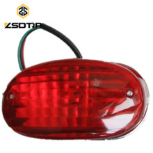 SCL-2013011299 factory direct sales led tail lights round