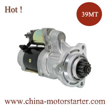 24V 7.5kw Delco 39mt Cummins Motor diesel de arranque de motor chino