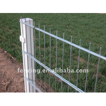 8/6/8mm wire of Double horizontal Wire Fence