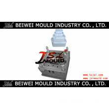 Hot Plastic Injection Food Package Container Mould