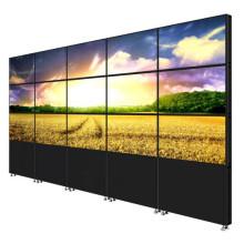 Muro estrecho de 20 pulgadas, pared de video sin costuras, pared original de video con pantalla de Samsung
