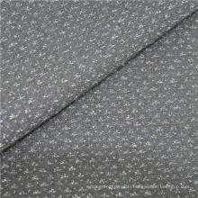 Tissu tricoté en laine de polyester Tissu tricoté en laine de tissu extensible