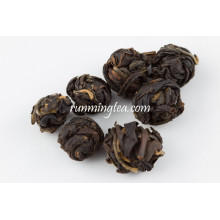 Té negro del dragón de Fujian