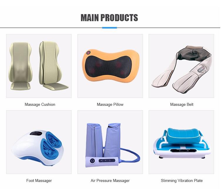 Electric Neck and Shoulder Massage Pillow