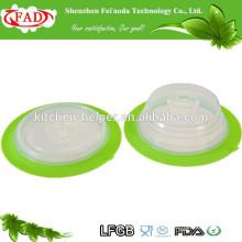 Qualitäts-Großhandelsfabrik-direkter Preis-Nahrungsmittelgrad-Silikon-Platten-Deckel