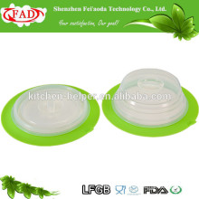 Высокое качество оптовой фабрики Прямая цена пищевой ранга силиконовые пластины Topper