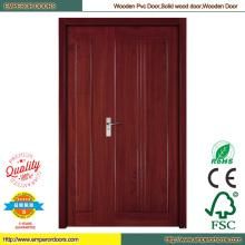 Panneau en bois à bas prix porte intérieure portes tole de porte
