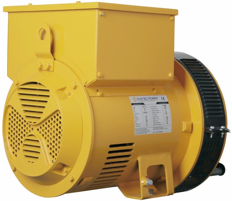 4 Pole Synchronous Generators