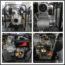 """Einfach aufgeladene Diesel-Wasserpumpe (4 """")"""