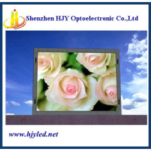 P25 outdoor low consumption led display