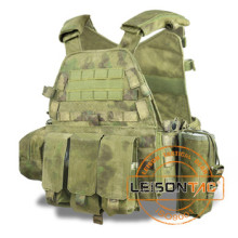 Reinforced Plate Carrier Camouflage High Quality