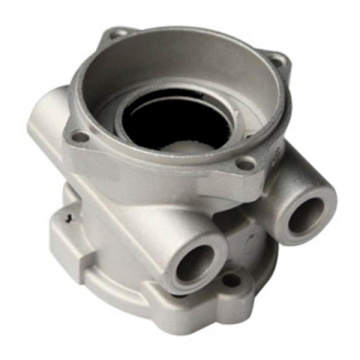Carcasa de cuerpo de válvula de aluminio Piezas de fundición a presión de aluminio