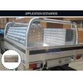 Útiles cajas de herramientas de camiones de suministro de tractores de aluminio Útiles cajas de herramientas de camiones de suministro de tractores de aluminio