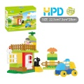 Pasture Series Funny Farming Building Blocks Toys