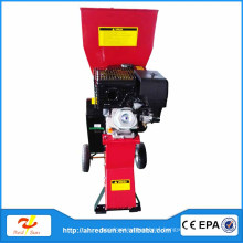 Redsun gasoline powered wood chipper machine made in china