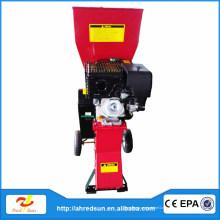 Гарантия бензине деревянная chipper машина сделано в Китае