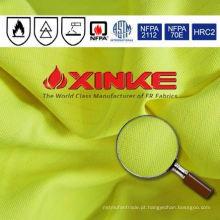 Lona de algodão retardante de chamas para vestuário de trabalho