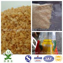 Paquete de granos 600gram del ajo frito de Jinxiang Hongsheng