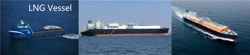 Marine floating LNG vessel type
