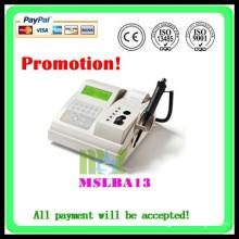 ¡Promoción! Máquina práctica portable barata de la coagulación / analizador de la sangre (MSLBA13)