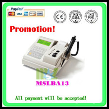 Promotion!cheap practical portable coagulation machine/blood analyzer (MSLBA13)