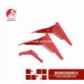 Wenzhou BAODI Verrouillage à billes à quart de tour BDS-F8604-1Red Color