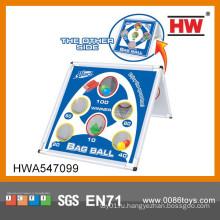 Детская уличная спортивная игрушка Песочная ткань Мяч-стойка Crazy Ball Toy Game