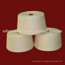 хлопок гребенная пряжа для ткачества