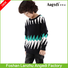Cheap Price Kids Pullover Sweater Fashion Sweater Designs for Kids Cotton Child Sweater