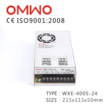 Wxe-400s-24 Ce Approved 400V DC LED Display Screen Switching Power Supply