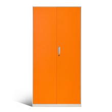 Elegante 2-türige Schränke mit Regalen und Türen