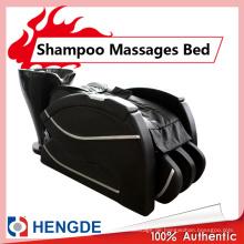 Shampoo-Bett mit 3D-Massage auf dem Rücken